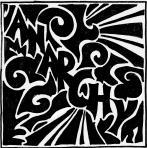 Anarchy Stencil